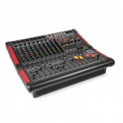 PDA-S1204A Mixer 12 Canali Con Amplificatore Integrato (2x350 RMS)