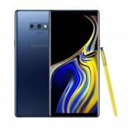 Samsung Begagnad Samsung Galaxy Note 9 512GB Blå Olåst i topp skick Klass A