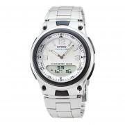 Reloj Casio AW-80D7A2-Plateado