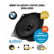 Premium speakers voor BMW Z4-series 2006-2009 E86 (coupe)