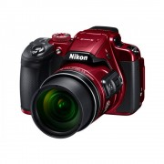 Nikon Coolpix B700 compact camera Rood