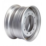 6.75x17.5 ILV 6/161/205 ET 0 BOKA Wheel