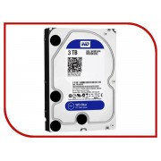 Жесткий диск 3Tb - Western Digital WD30EZRZ