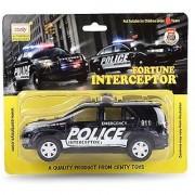 Fortune Interceptor Car - Black