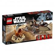 Lego 75174 désert Skiff Escape bâtiment jouet