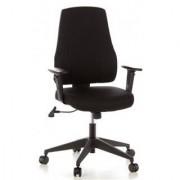 Hjh Sedia ergonomica PRO-TEC 8h, in nero