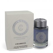 Charriol Infinite Celtic Eau De Toilette Spray 3.4 oz / 100.55 mL Men's Fragrances 548013