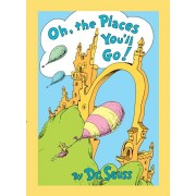 Oh, the Places You'll Go! Lenticular Edition, Hardcover/Dr Seuss