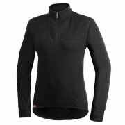 Woolpower 400 thermoshirt met rits dames