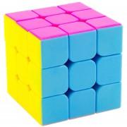 Cubo Magico Rompecabezas YJ GuanLong 3x3x3-Vistoso