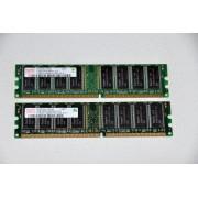 Kit Dual Channel Memorie Calculator DDR1 2x1 GB Hynix PC3200 400 MHz