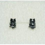 Sowa mini - kolczyki
