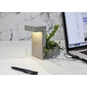 Lampa LED cu ghiveci