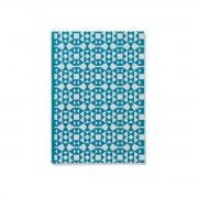 Vitra - Notizbuch Softcover A5, Facets petrol