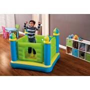 Portable Intex Jr Inflatable Jumping Castle Bouncer Jump o Lene for Kids Heavy Duty Quality