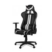 Arozzi Mezzo Gaming Chair Black/White MEZZO-WT