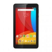 "Таблет Prestigio Multipad Wize 3407 (PMT3407_4G_C_GY)(сив), 7.0"" (17.78cm), четириядрен MT8735M 1.30 GHz, 1GB RAM, 8GB Flash памет (+ microSD слот), 2 & 0.3 Mpix камера, Android 5.1, 310 g"