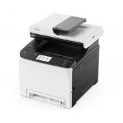 Ricoh Multifuncion ricoh inyeccion color sp 260sfnw fax/ a4/ 20ppm/ 256mb/ usb/ red/ wifi/ adf 35 hojas/ duplex