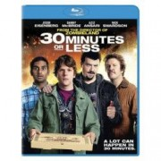 30 MINUTES OR LESS Blu Ray