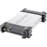 Osciloscop USB, 20 MHz, 2 canale, 1 Mpts, Voltcraft DSO-2020 USB