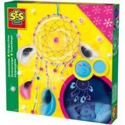 Детски комплект Направи си сам - Капан за сънища SES, 080190