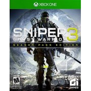 City Interactive Sniper Ghost Warrior 3 Xbox One Season Pass Edition Limited Edition