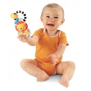 Fisher-Price Discover 'n Grow Lion Ring Rattle