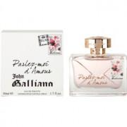 John Galliano Parlez-Moi d'Amour eau de toilette para mujer 50 ml