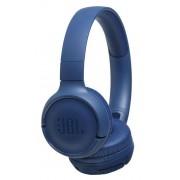 Casti Stereo JBL Tune 500, Bluetooth, Pure Bass Sound, Hands-free Call, Microfon (Albastru)