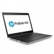 "Лаптоп HP ProBook 440 G5 (2RS30EA), четириядрен Kaby Lake R Intel Core i5-8250U 1.6/3.4 GHz, 14"" (35.56 cm) Full HD Anti-Glare LED backlit Display, (HDMI), 8GB DDR4, 256GB SSD, 1x USB 3.1 Type-C, Windows 10, 1.63 KG"