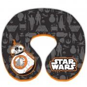Perna suport pentru gat Star Wars, 23 x 21 x 6.5 cm, 12 luni+