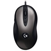 Logitech MX518 Legendario Gaming Mouse Recargado, Negro 910-005543