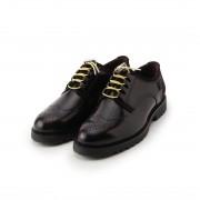 【SALE 40%OFF】タケオ キクチ TAKEO KIKUCHI ギリーシューズ [ メンズ シューズ 革靴 アドバン加工 ] (ボルドー) メンズ