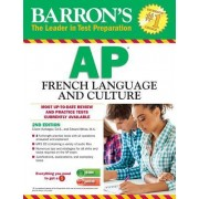 Barron's AP French Language and Culture [With MP3 CD]