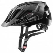 Uvex - Quatro - Casque de cyclisme taille 52-57 cm, noir/gris