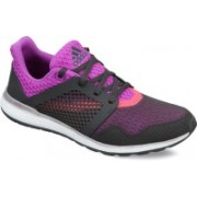 ADIDAS ENERGY BOUNCE 2 W Running Shoes For Women(Purple, Black, White)