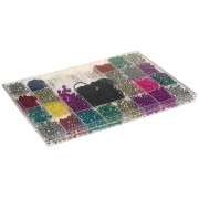 Large Bead Box Assortment by Mega Brands