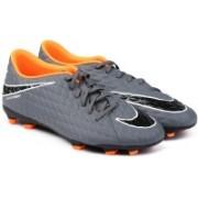Nike PHANTOM 3 CLUB FG Football Shoes For Men(Grey)