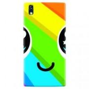 Husa silicon pentru Allview X2 Soul Style Happy Face