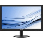 "Philips V-line 223V5LSB - LED-monitor - 21.5"" - 1920 x 1080 Full HD (1080p) @ 60 Hz - 250 cd/m² - 1000:1 - 5 ms"