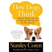 How Dogs Think: What the World Looks Like to Them and Why They Act the Way They Do, Paperback/Stanley Coren