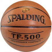Spalding Basketball TF 500 (Indoor/Outdoor) - orange | 6