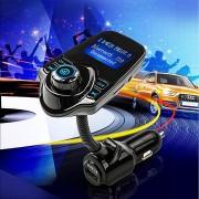 T10 1.44-inch Bluetooth Auto Carkit Handsfree MP3 Muziek Speler