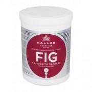 Kallos Cosmetics Fig maska do włosów 1000 ml dla kobiet