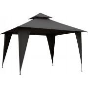 Pavilion Gradina 3.5x3.5x2.7 m Gri