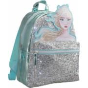 Ghiozdan rucsac gradinita Printesa Elsa 3D Disney Frozen