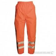 """Hi-Vis Over Trousers Class 1 - L 81cm (32"""") 768480 5024763179457 Silverline"""