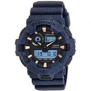 Casio G-shock Analog-Digital Black Dial Mens Watch-G759 (GA-700DE-2ADR)