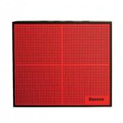 Boxa Portabila Baseus NGE05-91 Encok Cube E05, Jack 3.5mm, Bluetooth (Rosu)