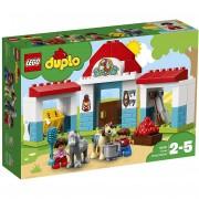 Lego duplo town la stalla dei pony 10868